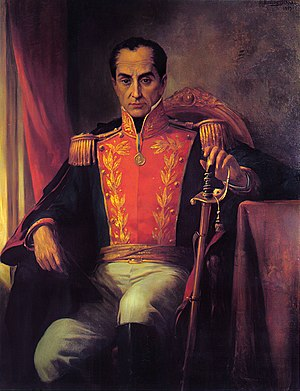 Oleo de Ricardo Acevedo Bernal