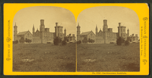 Smithsonian Institute, by American Stereoscopi...