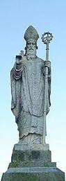 San Patricio, santo patrón de Isla de Irlanda