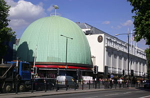Wax Museum of Madame Tussauds, London