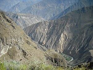 English: Colca Canyon, Arequipa, Peru Français...