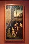 """Lucas Cranach der Ältere: """"David and Bathseba"""", um 1540/1545"""
