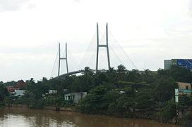 Cầu Mỹ Thuận, Vĩnh Long, 2013.JPG