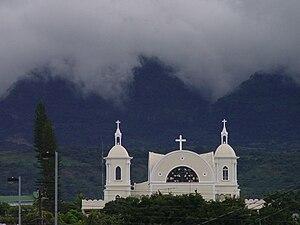 Español: Parroquia Nuestra Señora del Rosario,...
