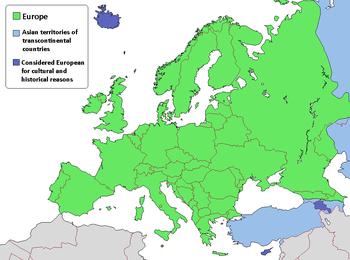 Continente Europeo. Cómo quedarse más de tres meses en Europa.