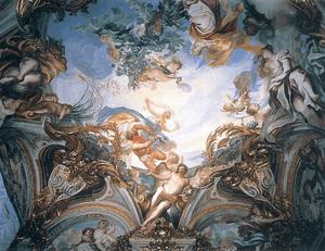 Gregorio de' Ferrari, Allegoria dell'Estate, 1...