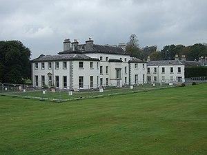 English: Fota House Fota House was formerly th...
