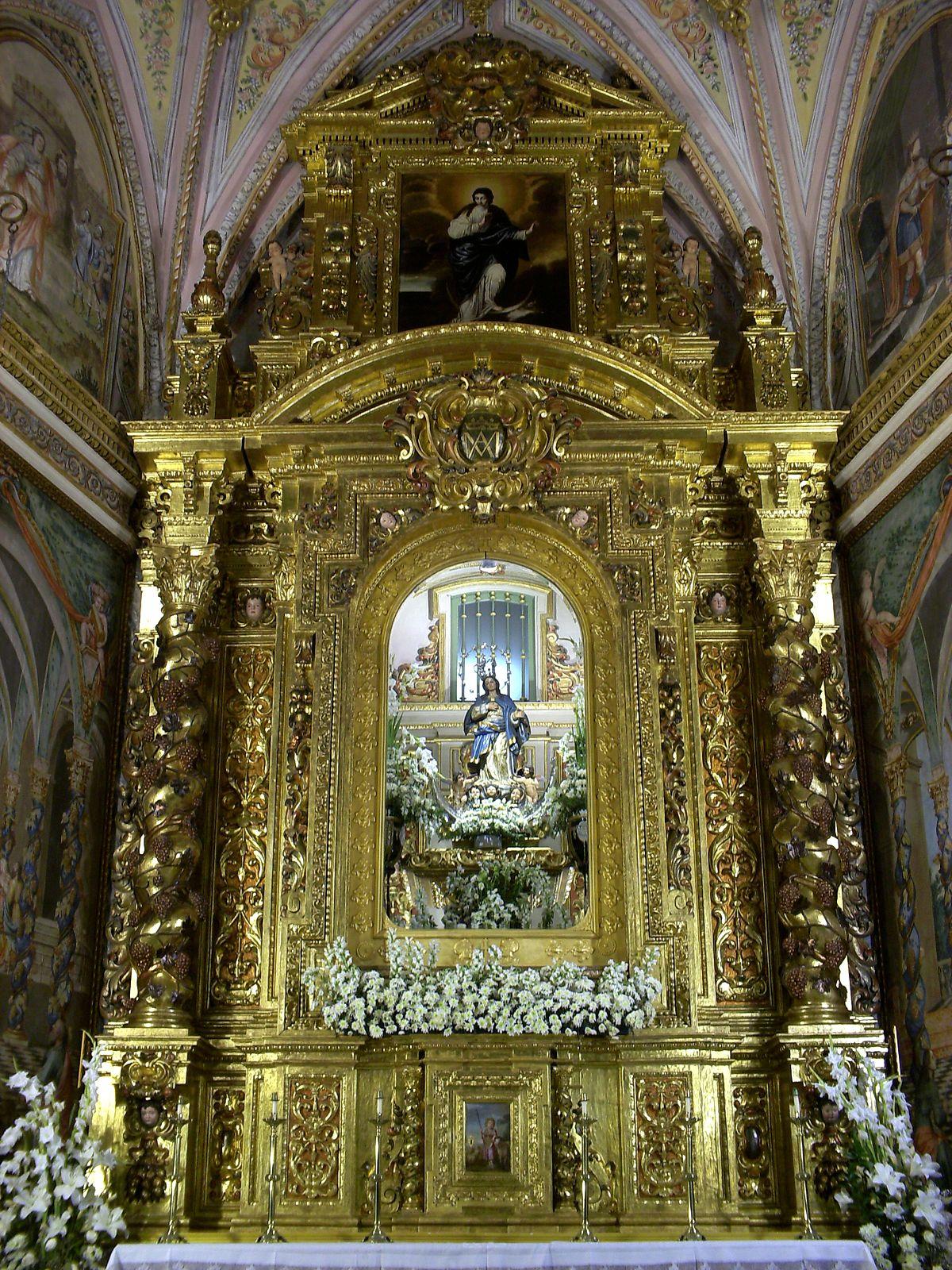 Iglesia De San Andr 233 S Ja 233 N Wikipedia La Enciclopedia