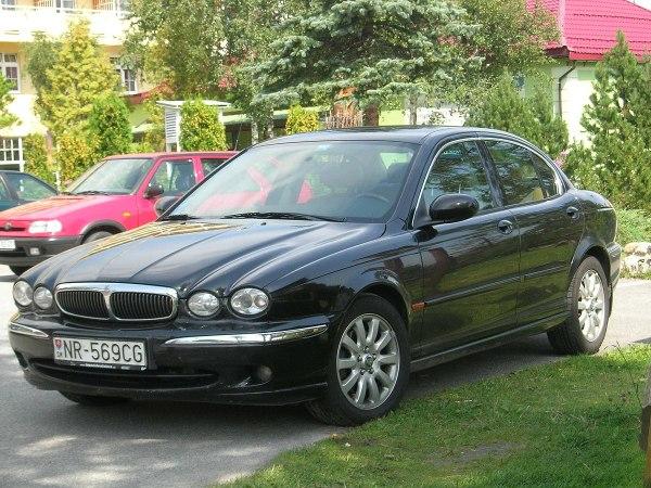 Jaguar X-Type – Wikipedia, wolna encyklopedia