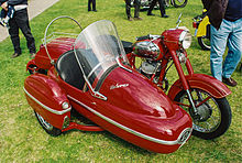 historia de la moto