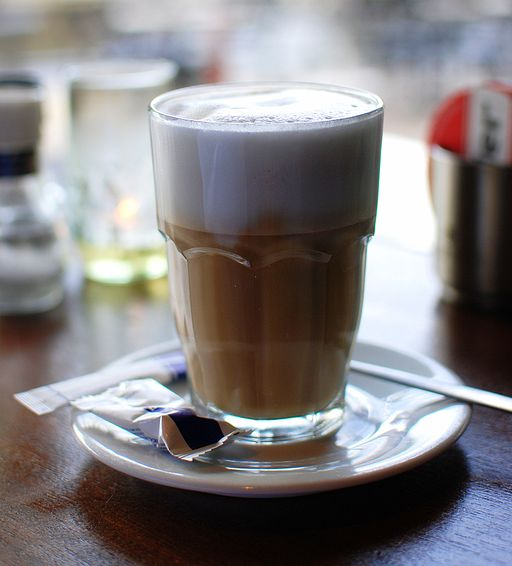 Koffie verkeerd cafe MP Amsterdam