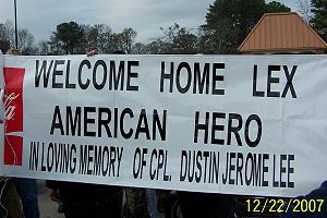 Marine K9 Lex retirement, welcome home, Dec 21...