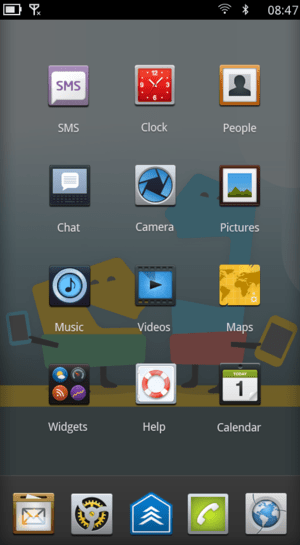"MeeGo Handset Launcher from MeeGo 1.1 ""Day 1"""