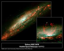NGC 3079 Wikipedia