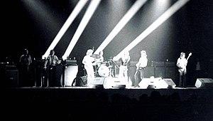 English: The Rolling Stones at Kiel 7/9/72---K...