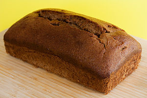 Yeasted Banana Bread.