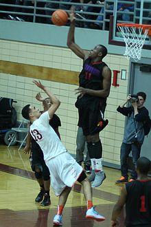Block (basketball) - Wikipedia