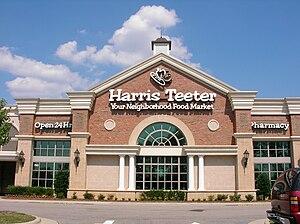 A Harris Teeter store in Apex, NC.