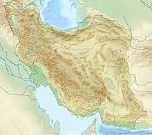 Persepolis is located in Iran