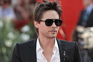 Jared Leto at the 66th Venice International Fi...