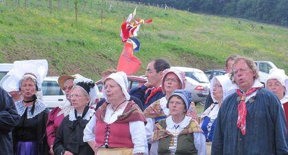 Les Normands descendants des Anglais ?