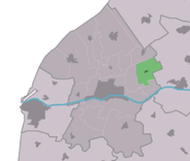 Location In The Franekeradeel Municipality