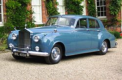 1956 Rolls Royce Silver Cloud I