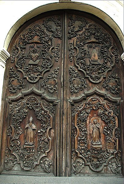 File:San agustin door.jpg
