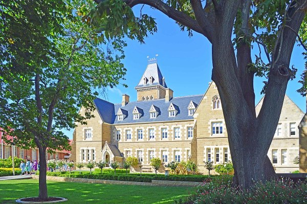 St Mary's College, Hobart - Wikipedia