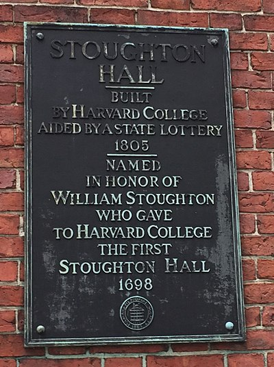 William Stoughton Judge Wikipedia