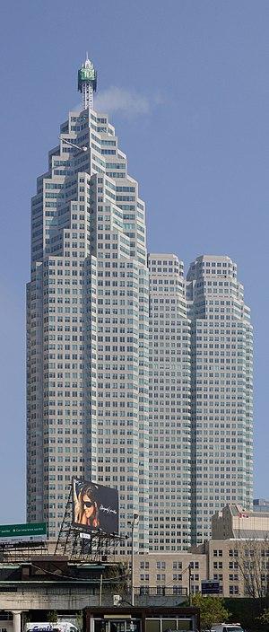 English: Toronto: TD Canada Trust Tower
