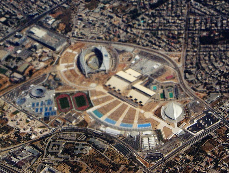 File:Aerial view of Olympic complex in Athens 2004 DSC06793.jpg