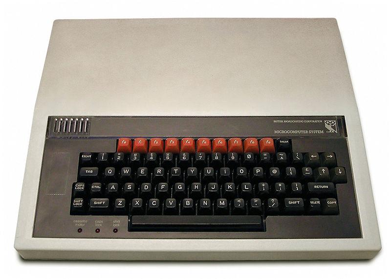 BBC Micro (1981)