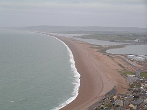 English: Chesil Beach (Southern end)