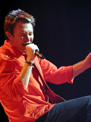 English: Singer Clay Aiken