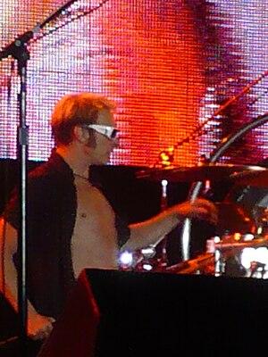 David Lee Roth, the singer of Van Halen, in Qu...