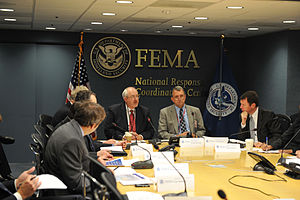 Washington, DC, May 24, 2010 -- FEMA Administr...