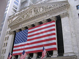 Wall Street Stars & Stripes