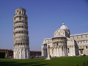 English: Leaning Tower - Pisa.