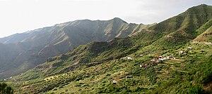 Los Carrizales. Tenerife, Canary Islands