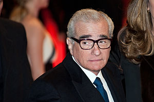 Martin Scorsese at the premiere of the film &q...