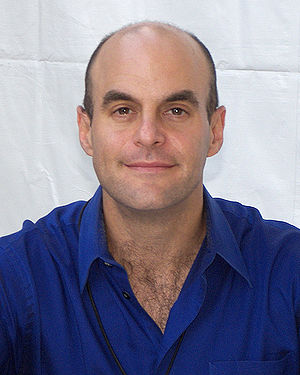 Peter Sagal at the 2008 Texas Book Festival, A...