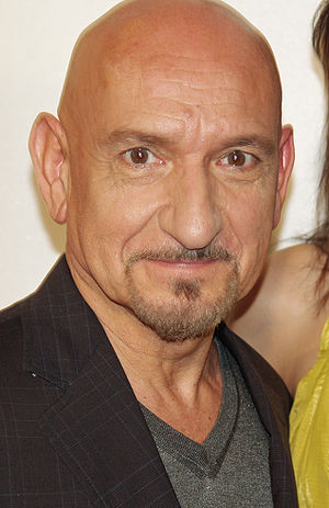 Sir Ben Kingsley at the premiere of Tennessee ...