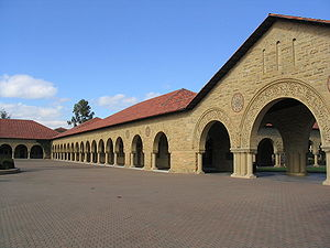 Stanford University, Palo Alto (CA), place and...