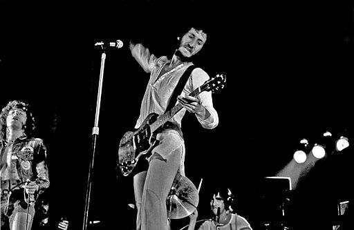 The Who Hamburg 1972