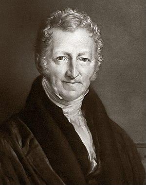 English: Thomas Malthus