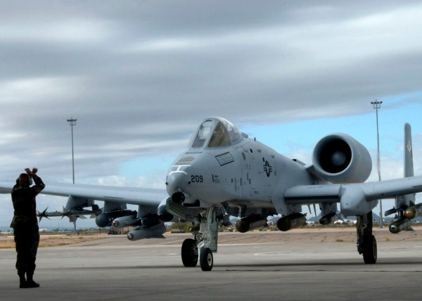 Fairchild Republic A-10 Thunderbolt II - Βικιπαίδεια