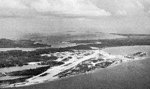 Momoto Airfield at Los Negros Island
