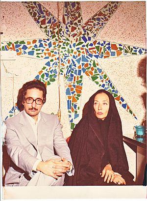 Abolhassan Banisadr , first iranian president ...