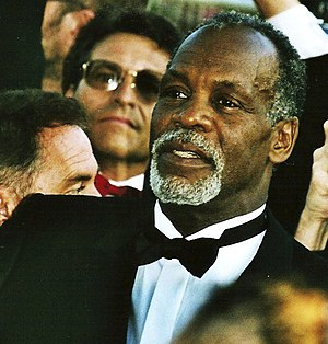 Danny Glover at the Cannes Film festival.